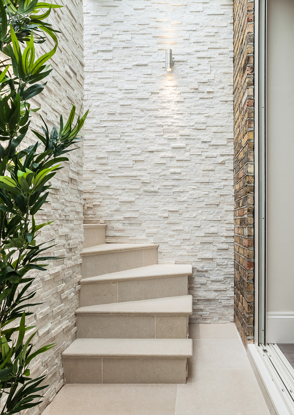 Basement Conversion Staircase, London